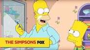 "THE SIMPSONS A Lesson from ""Teenage Mutant Milk-Caused Hurdles"" ANIMATION on FOX"