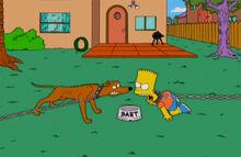 Bart ajudante corrente