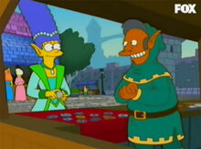 Marge cleriga apu elfo vendas