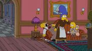 Politically Inept, with Homer Simpson Couch gag 4