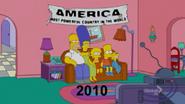 Simpsons 2010