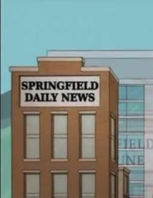 Sprinfield Daily News 2