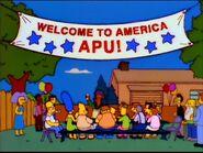 Apu's Semi-American Citizenship Party