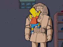 Bart pergaminho boca golem 1