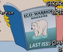 Eco-Warrior Magazine