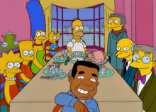 Gary coleman natal simpsons