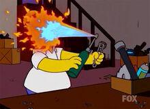 Homer maçarico