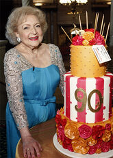 Betty white real 90 anos