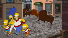 Couch Gag No.330