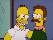 Homer i Ned
