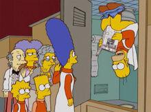 Homer vaso pontacabeça