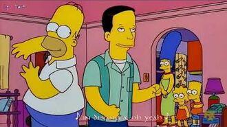 I Simpson Homer, John Waters Alicia Bridges - I Love the Nightlife (Sub Ita)
