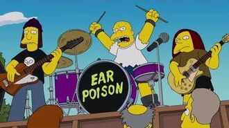 Simpsons - Till there was you (Ear Poison)