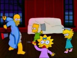 The Simpsons. Treehouse of Horror