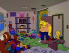Barney's apartment