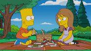 Bart picnic Jenny