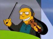 Fat tony violin