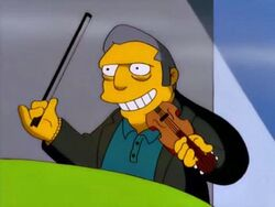 Fat tony violin