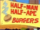 Half-Man Half-Ape Burgers