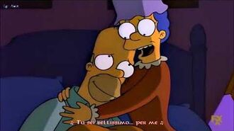 I Simpson Marge - You Are So Beautiful To Me - Part 2 (Sub Ita)