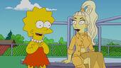 Lisa devient Gaga