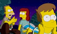 Mona, Abe i Homer