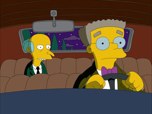 Mr burns smithers