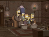 Decades couch gag
