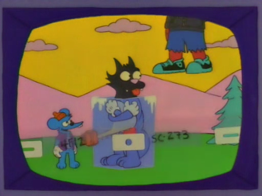 File:The Itchy & Scratchy & Poochie Show 88.JPG