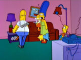 Mechanical Family couch gag