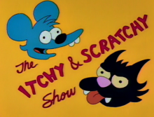 Itchy et Scratchy