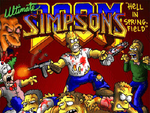 Simpsons doom ultimate
