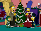 The 12 Days of Christmas couch gag