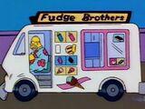Fudge Brothers Van