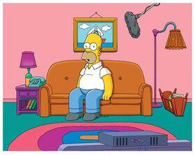 Homer na żywo