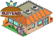 Krusty burger Tapped out
