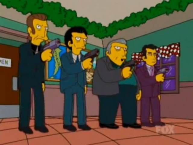File:Legs-louie-fat-tony-and-johnny-tightlips pointing-guns-at-the-crop-for-simpsons-wiki.png