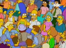 Marge homer reunião 18x17