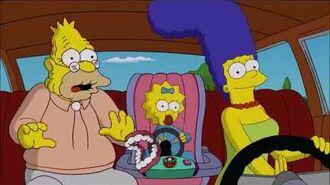 The New Simpsons intro