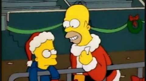 The Simpsons Simpsons Roasting on Open Fire (Speedy)
