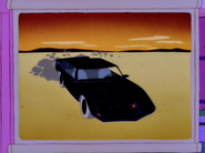KITT Simpsons