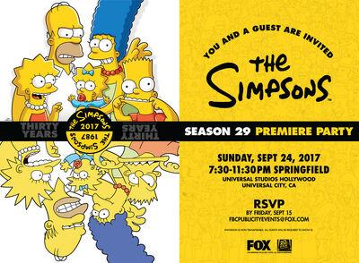 Simpsons 30 anos
