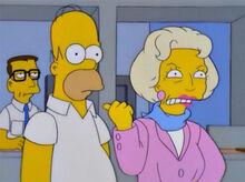Betty white brava homer