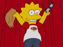 Lisa jake revelação