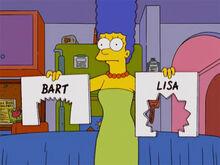 Marge moldes cabelo