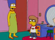Marge transveste lisa