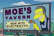Moe's electricity