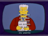 Bart's Comet/References