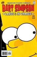 Bart Simpson-Large & In Charge
