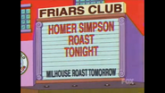 Milhouse Roast